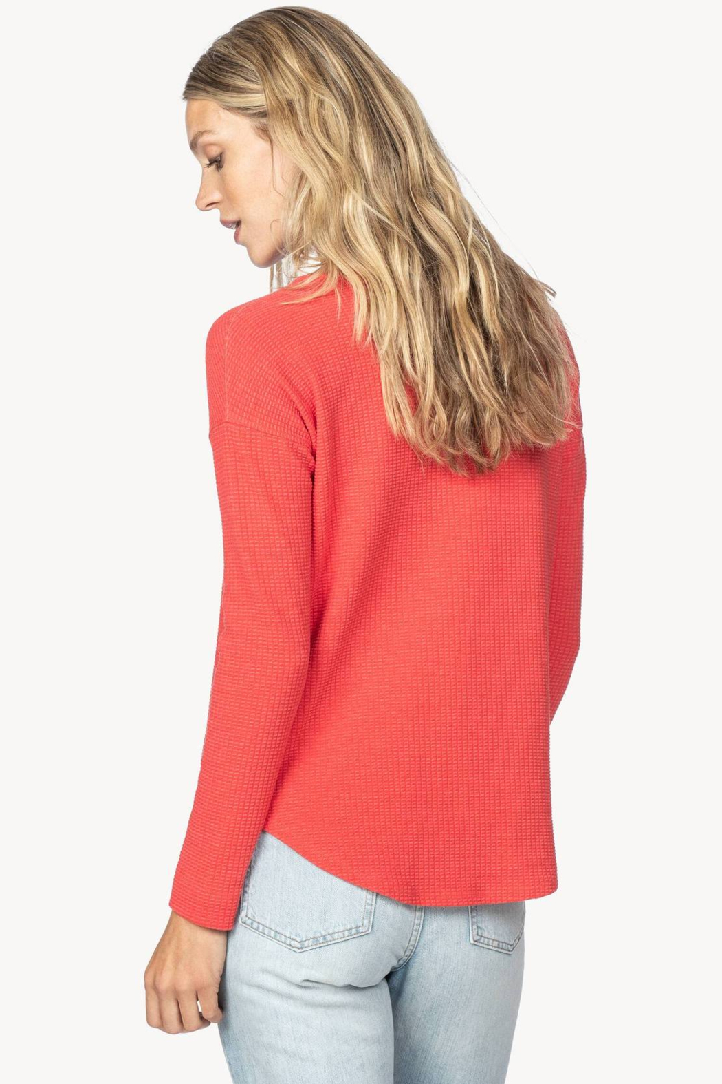 Lilla P PA1092 - Long Sleeved Boatneck - Front Full Image