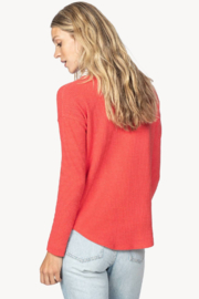 Lilla P PA1092 - Long Sleeved Boatneck - Front full body