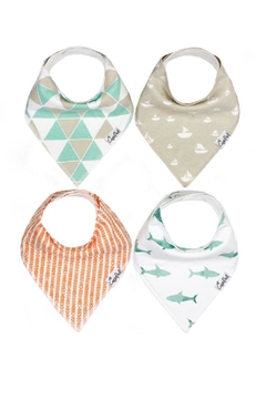 Shoptiques Product: Pacific Bandana Bibs
