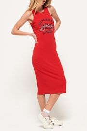 Superdry Pacific Bodycon Dress - Front cropped