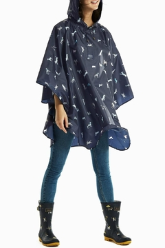 Shoptiques Product: Pack Away Poncho