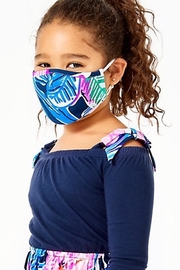 Lilly Pulitzer  Lilly Kids Face Masks - Pack of 3 - Back cropped