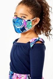 Lilly Pulitzer  Lilly Kids Face Masks - Pack of 3 - Side cropped