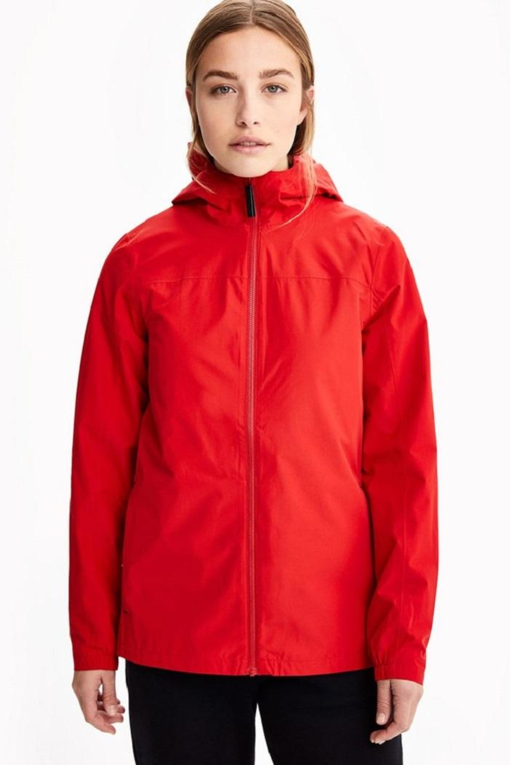 Lole Packable Rain Jacket - Front Cropped Image
