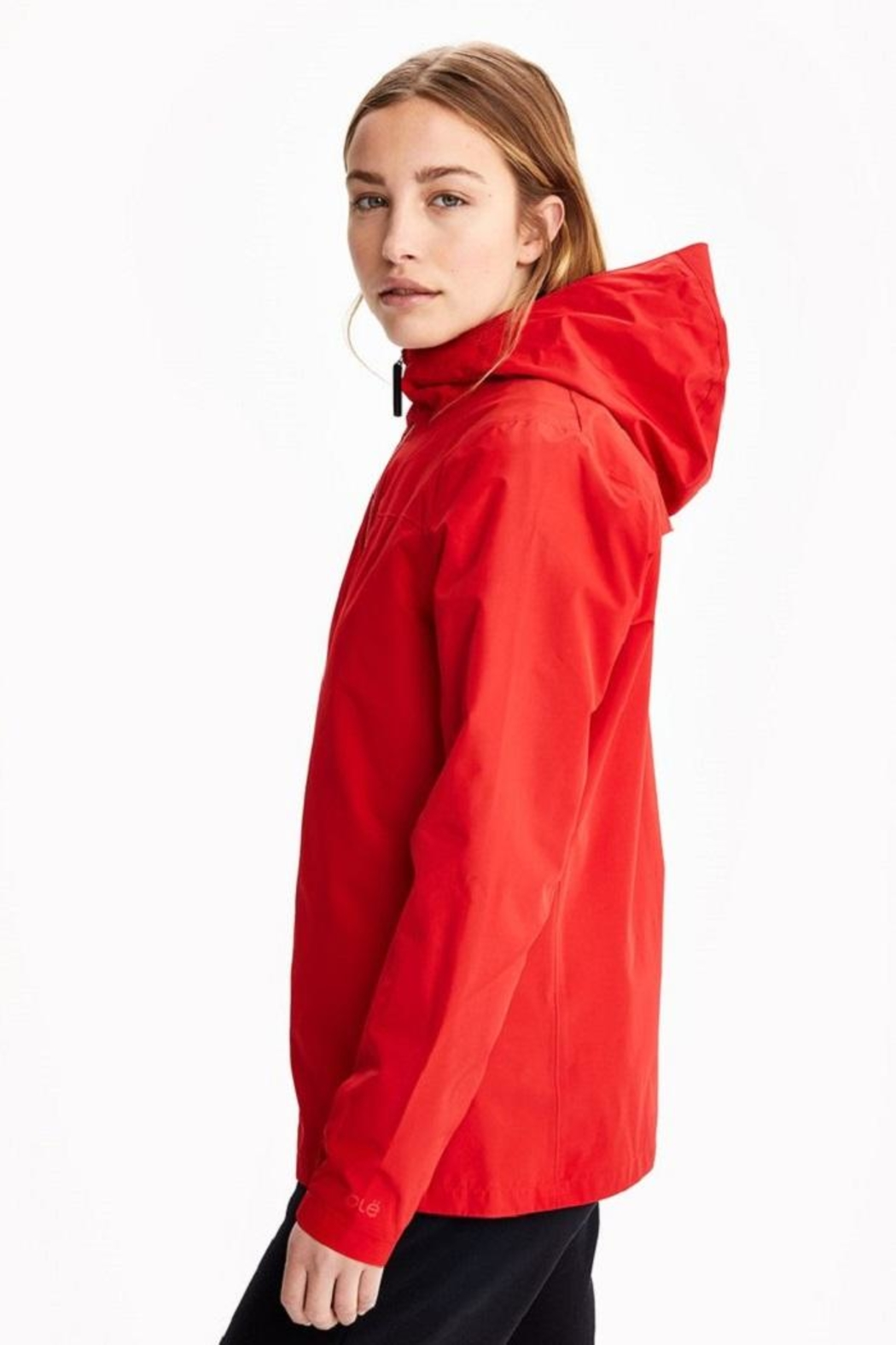Lole Packable Rain Jacket - Front Full Image