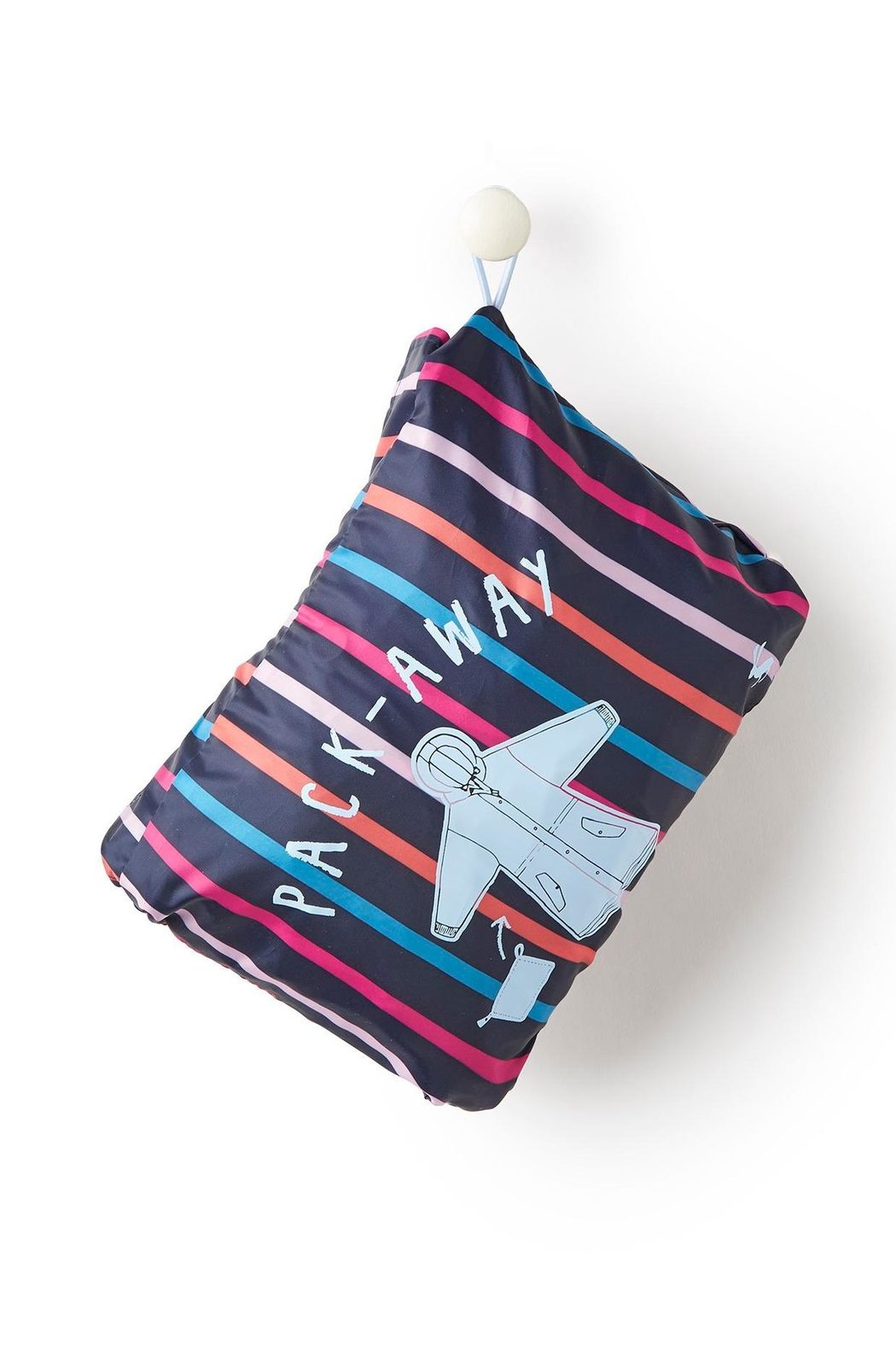 Joules Packable Raincoat - Side Cropped Image