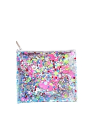 Packed Party Electric Dreams Everything Pouch - Front cropped