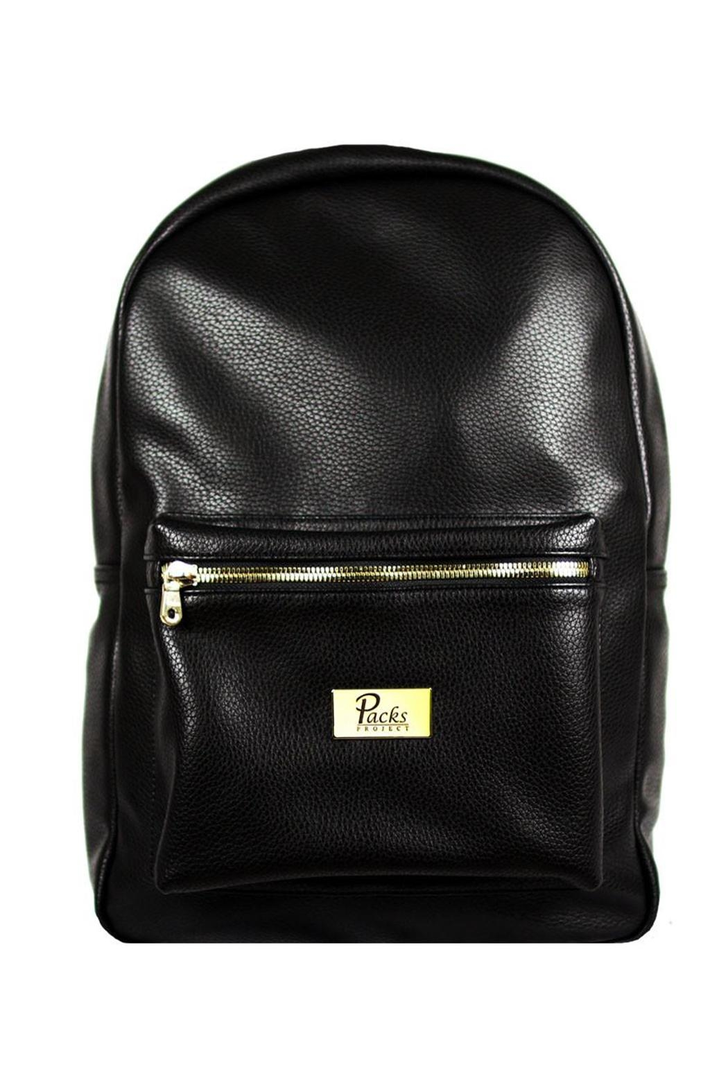Packed Party Mason Backpack - Front Cropped Image