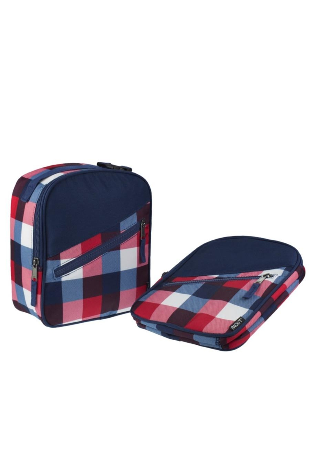 PackIt Freezable Lunch Box - Front Full Image
