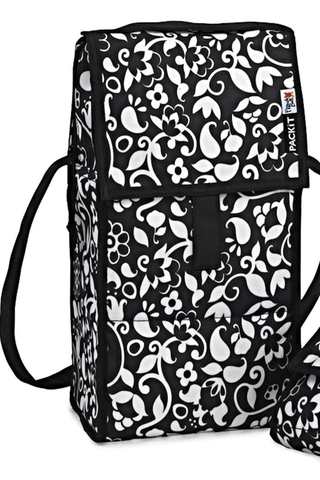 PackIt Freezable Wine Tote - Front Cropped Image
