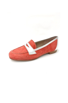 Shoptiques Product: Suede Leather Loafer