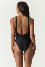 Prima Donna Padded High-Cut Swimsuit - Side cropped