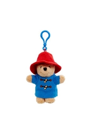 Paddington Bear Keyring - Front cropped