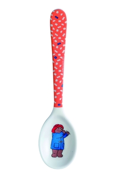Paddington Bear Melamine Spoon Large - Alternate List Image