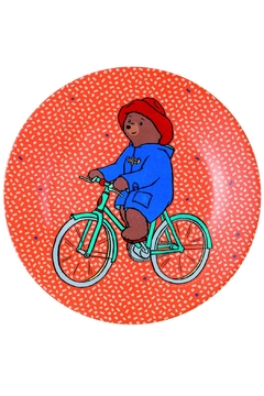 Paddington Bear Melamine Child's Plate - Alternate List Image
