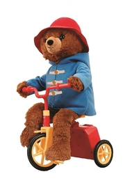 Paddington Bear Cycling - Product Mini Image
