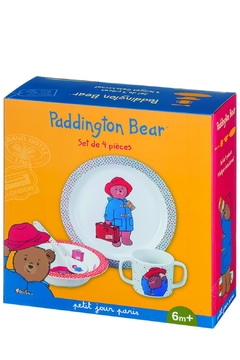 Paddington Bear Paddington Tableware Set - Alternate List Image