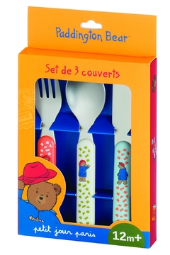 Paddington Bear Cutlery - Alternate List Image
