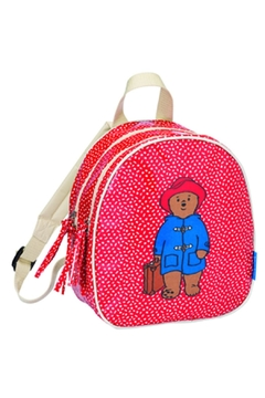 Paddington Bear Backpack Thermo Lunchbag - Product List Image