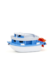 Green Toys Paddle Boat - Front cropped