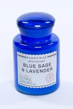 Shoptiques Product: Blue Apothecary Candle