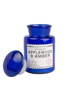 Shoptiques Product: Blue Applewood Candle