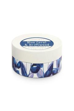 Shoptiques Product: Blue Coral Candle