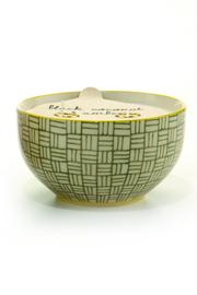 Paddywax Coconut Amber Candle - Front cropped
