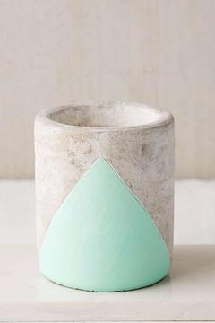 Shoptiques Product: Concrete Soy Candle