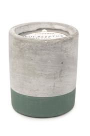 Paddywax Eucalyptus & Santal Candle - Front cropped