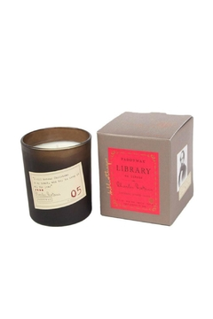Paddywax Library Collection Candle - Product List Image