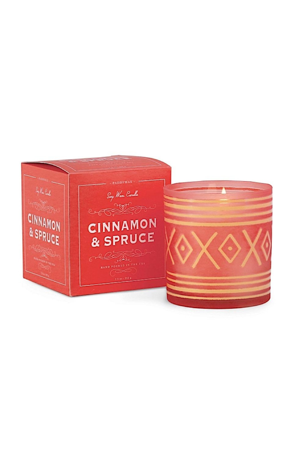 Paddywax Scented Soy Candle - Front Cropped Image