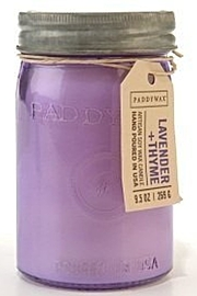 Paddywax Purple Lavedner Thyme - Product Mini Image