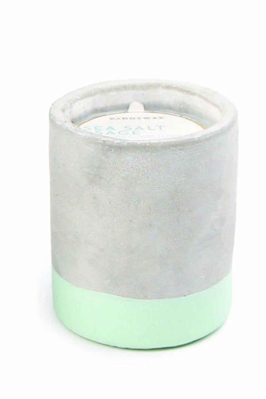 Paddywax Sea Salt Candle - Front Cropped Image