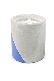 Paddywax Small Indigo Candle - Front cropped