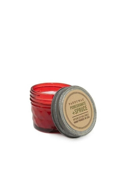 Shoptiques Product: Small Pomegranate Candle