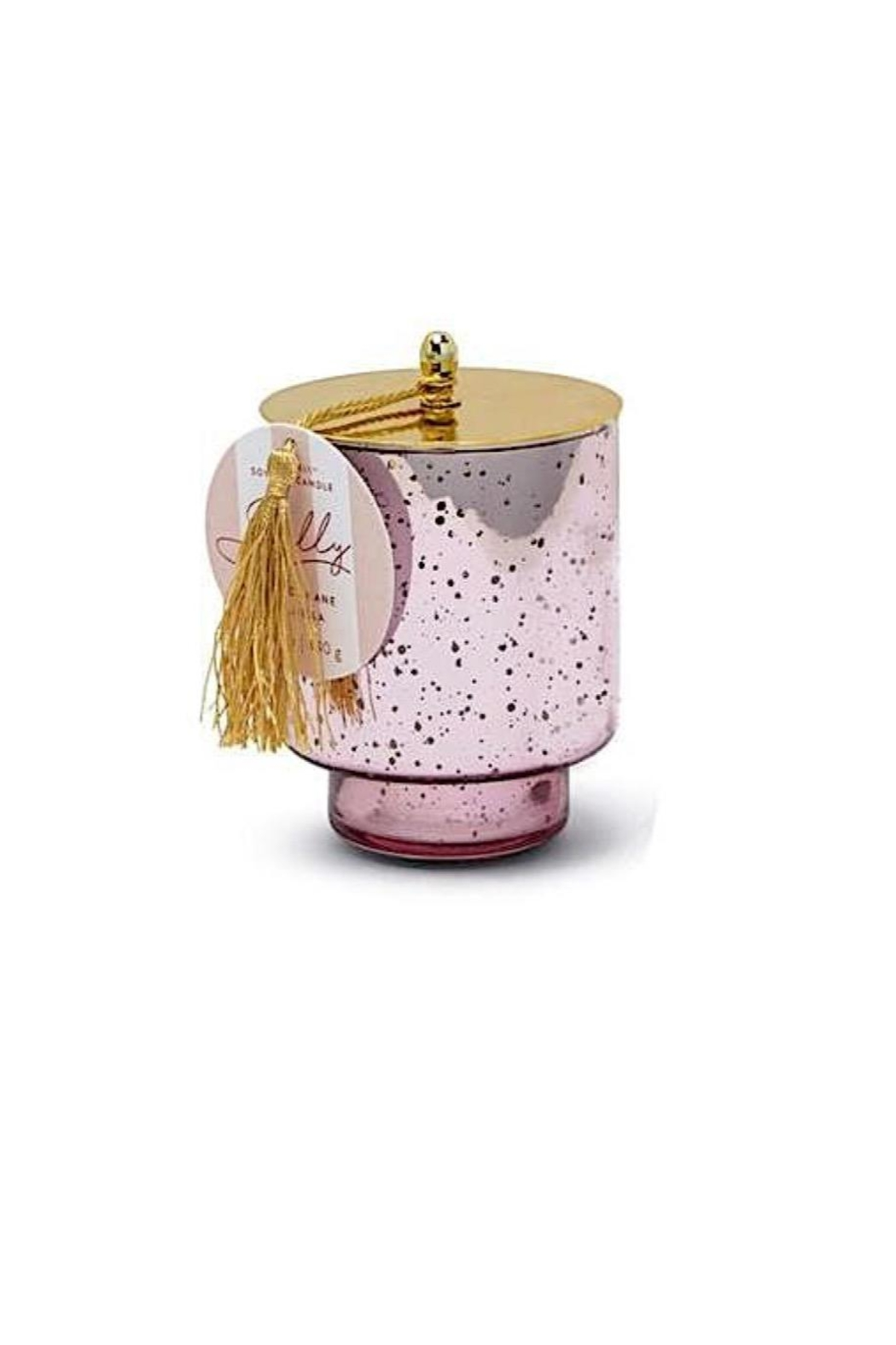 Paddywax Tinsel Soy Candle - Front Cropped Image