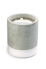 Paddywax Tobacco Patchouli Candle - Front cropped