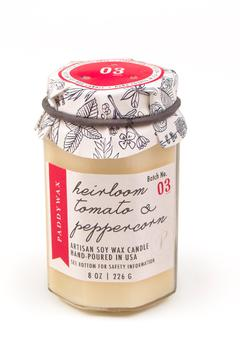 Shoptiques Product: Tomato & Peppercorn Candle