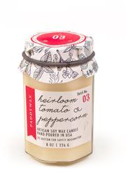 Paddywax Tomato & Peppercorn Candle - Product Mini Image