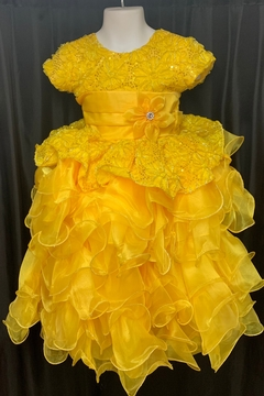 Shoptiques Product: Pageant Gown w/ Detachable Skirt