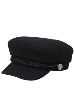 Olive & Pique Pageboy Cap - Alternate List Image