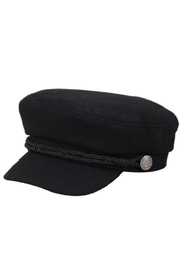 Olive & Pique Pageboy Cap - Front full body