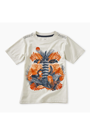 Tea Collection Pagoda Graphic Tee - Product Mini Image