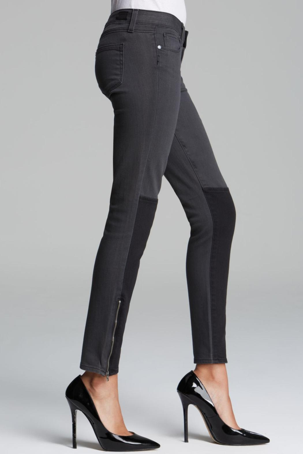 Paige Cara Ultra-Zip Skinny - Front Full Image