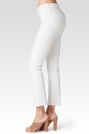 Paige Colette Crop Flare Jeans - Front full body