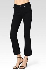 Paige Colette Cropped Flare Jeans - Product Mini Image