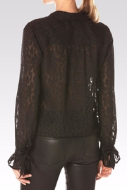 Paige Emberly Blouse - Front full body