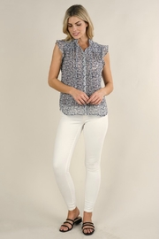 Lovestitch PAIGE FLORAL BLOUSE - Other