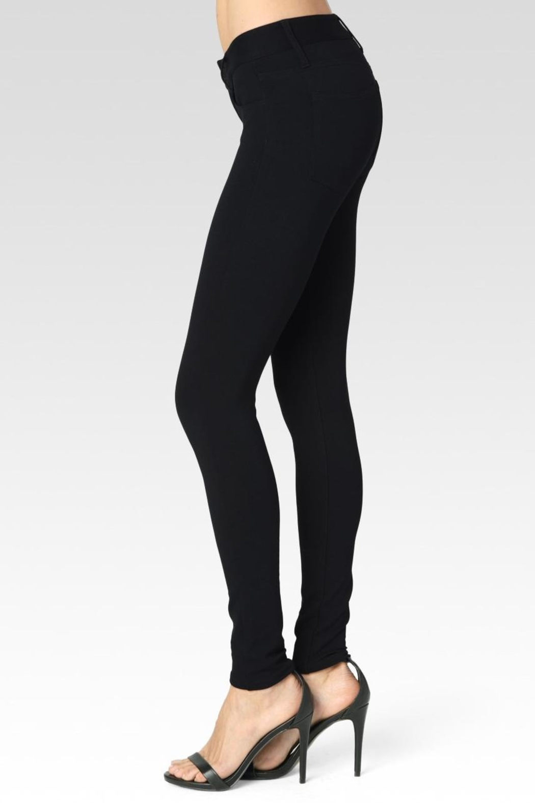 Paige Hoxton Ponte Pant - Front Full Image